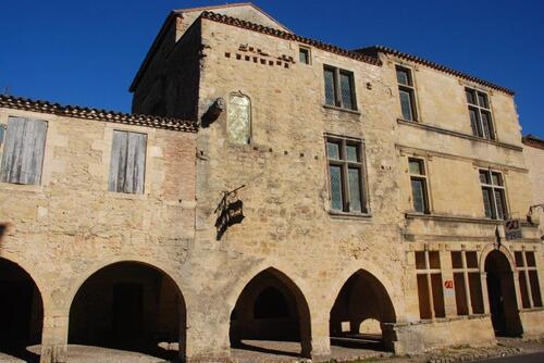 La place Marcadiou