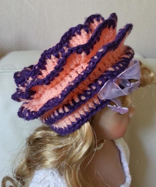 Le chapeau couronne d'Iris