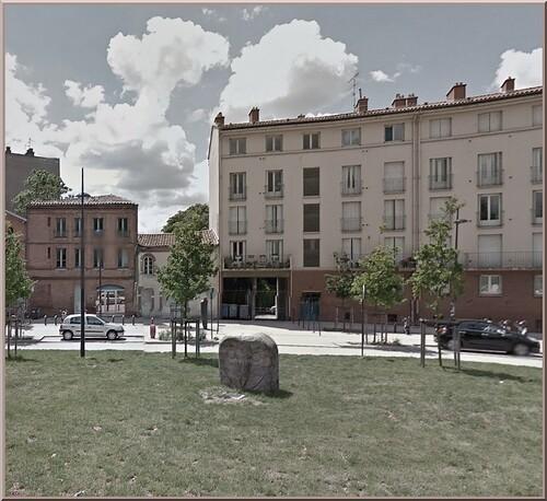 * Quelques images de chez nos visiteurs . / 5 Toulouse  Source Google Maps