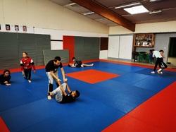 à la découverte du judo
