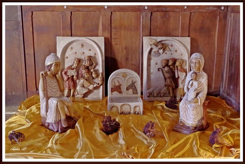 Crèches de Landogne (  suite )