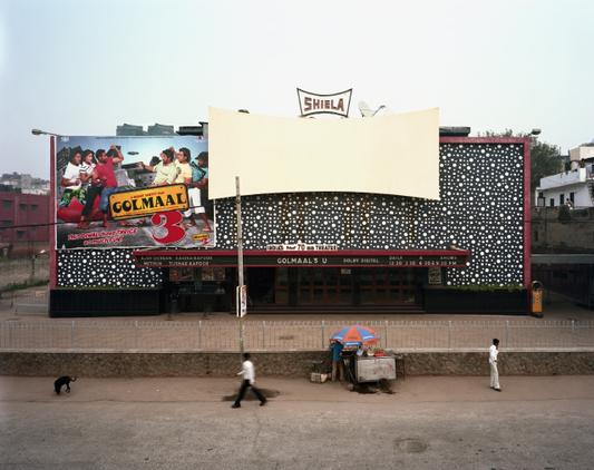 des cinémas Indien