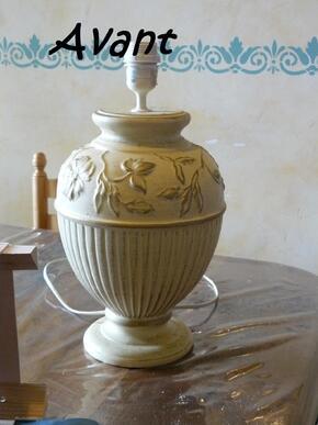 La Lampe de Marie Christine