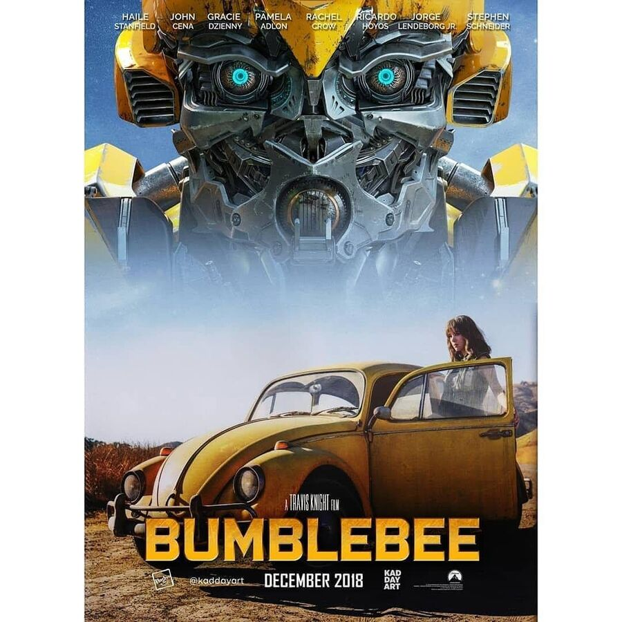 BUMBLEBEE : Bande Annonce Officielle (VF) - Haile Stanfield / John Cena