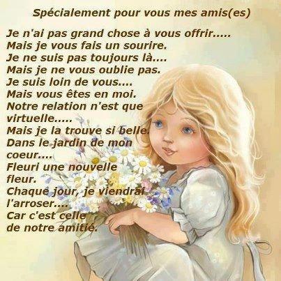 Belle fin d après midi à tous et toutes :) :) - amitié et compassion