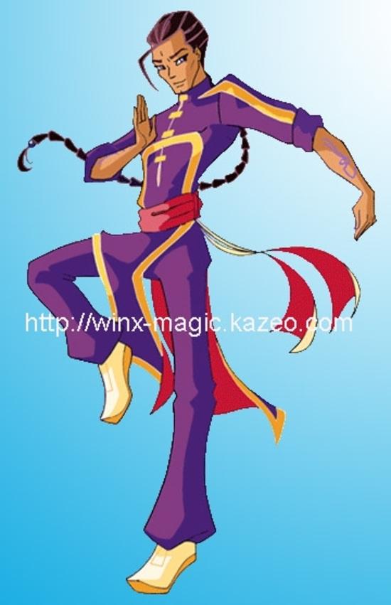 Nabu le magicien