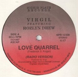 Virgil Feat. Rozlyn Drew - Love Quarrel