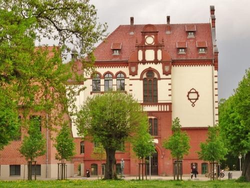Güstrow en Allemagne (photos)