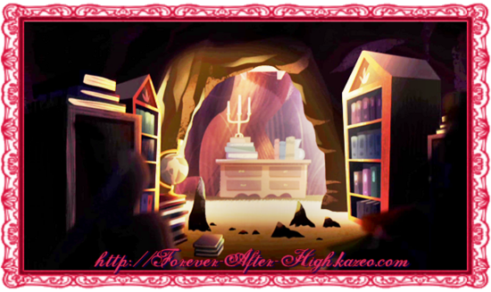 ever after high bibliothèque-secrète (2)