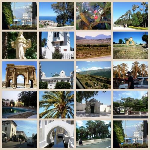 Mon Pays, l'ALgérie