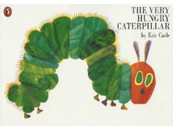The Very Hungry Caterpillar : flashcards