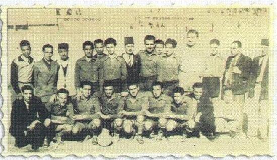 MCA 1949-1950