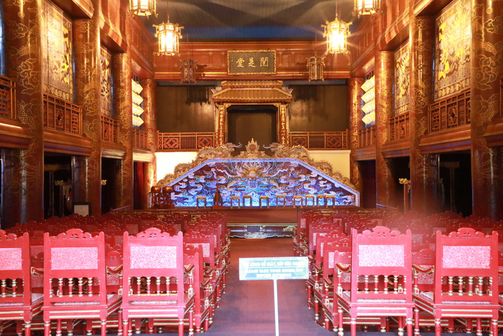 Cité impériale : la Cité pourpre interdite, le Théâtre Royal