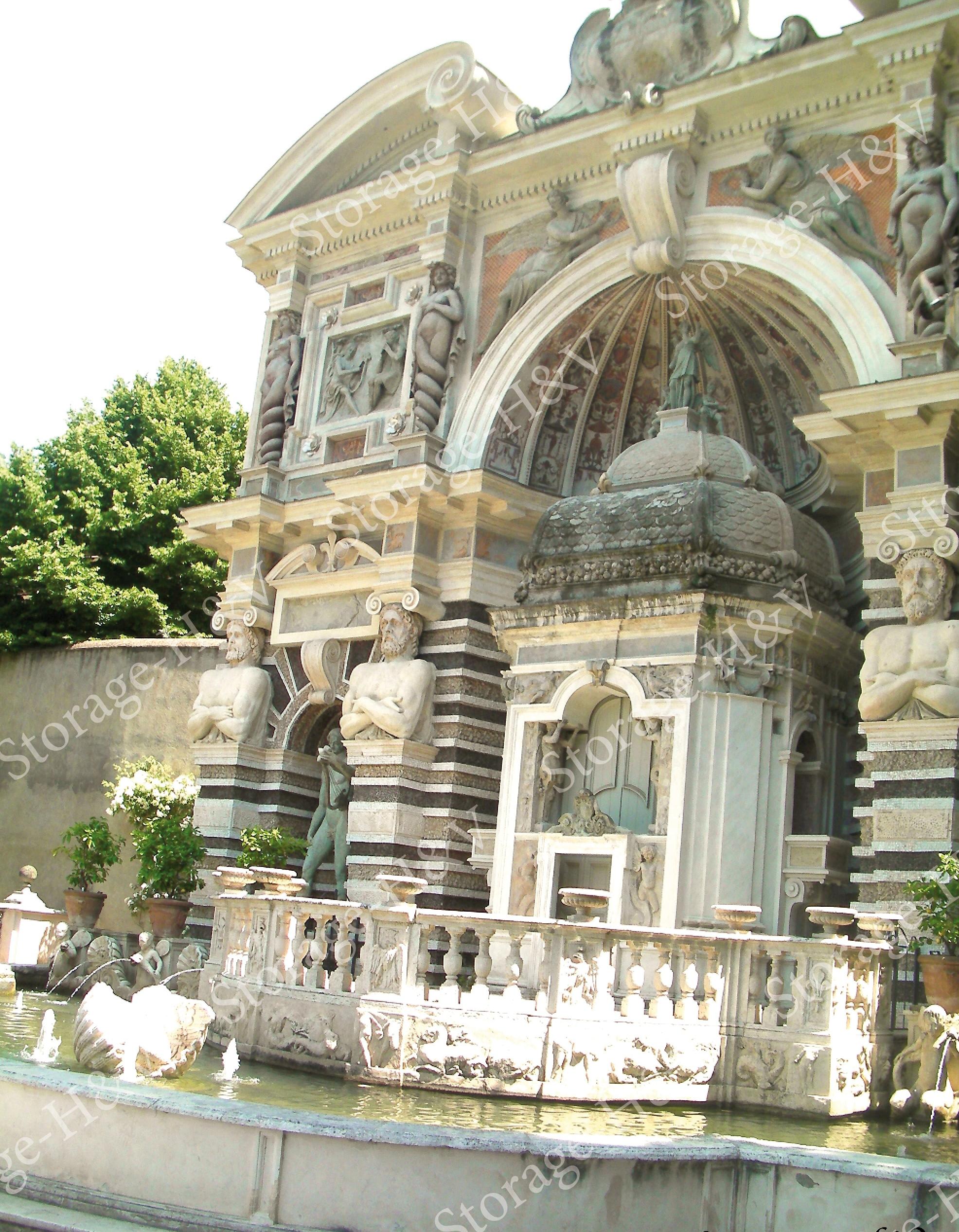 La villa d 39 este storage histoire et voyages for Vajilla villa d este