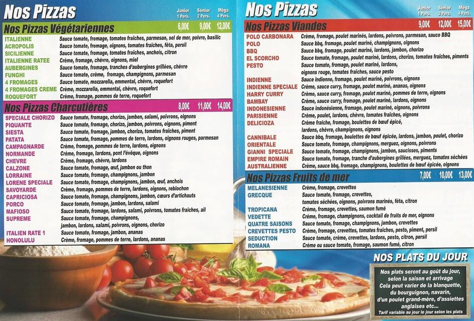 Pizzeria d'Hénonville