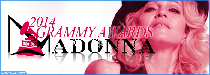Madonna Grammy Awards 2014