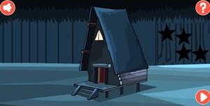 Jouer à Dark night escape