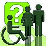 Peut-être que tu t'interesses aux handicapés pour trois raisons: