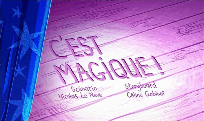 Zig & Sharko - 2x24 - C'est magique !