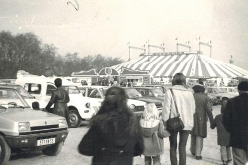 le cirque Jean Richard du 25 janvier au 13 février 1980 à Bordeaux