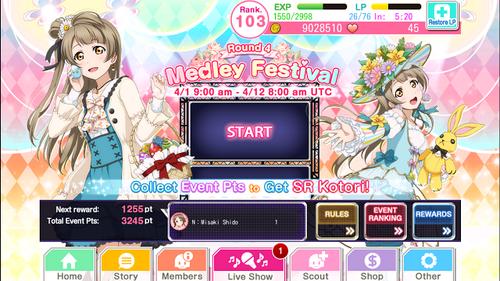 Event Love Live !