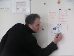Rencontre avec l'auteur-illustrateur Bruno Bertin