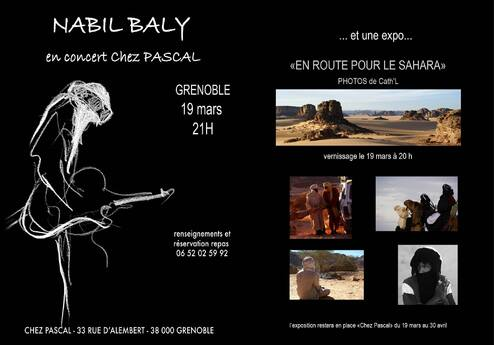 1 concert et 1 expo photo
