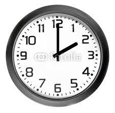 Changement d'heures
