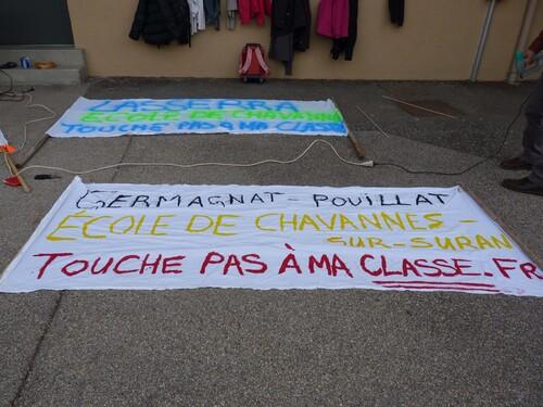 Préparation de la manifestation de samedi 23 mars 2013