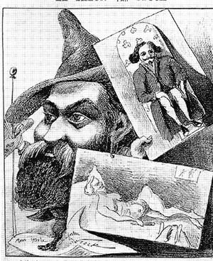 Cézanne 6 /       1869 :Le copain Achille