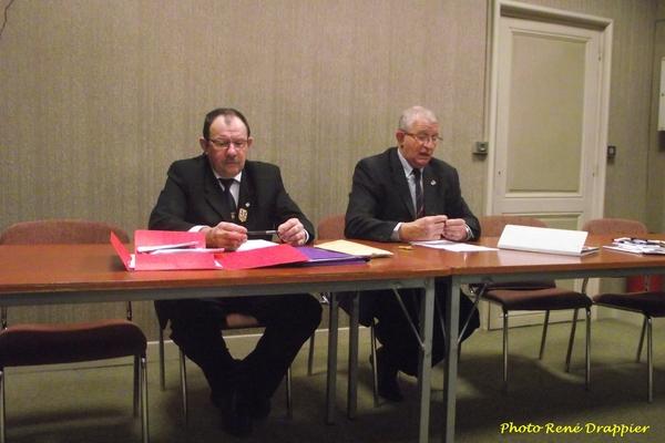 L'Assemblée Générale 2014 du Souvenir Français