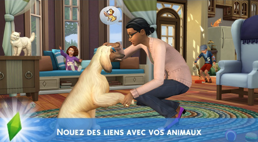 Pack d'extension : Chiens et Chats