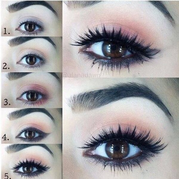 Make-Up Yeux 4