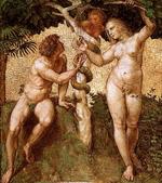 Simbolismul celor doi pomi din Eden in Kabbala iudaica