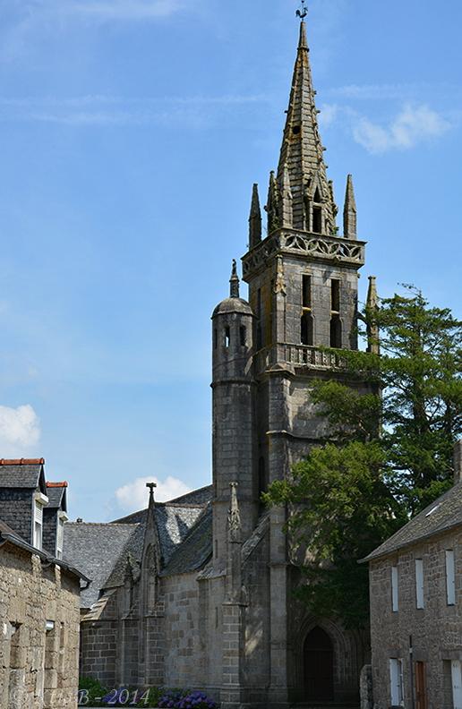Eglise Notre Dame, Kergrist-Moëlou