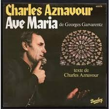 AVE MARIA Aznavour
