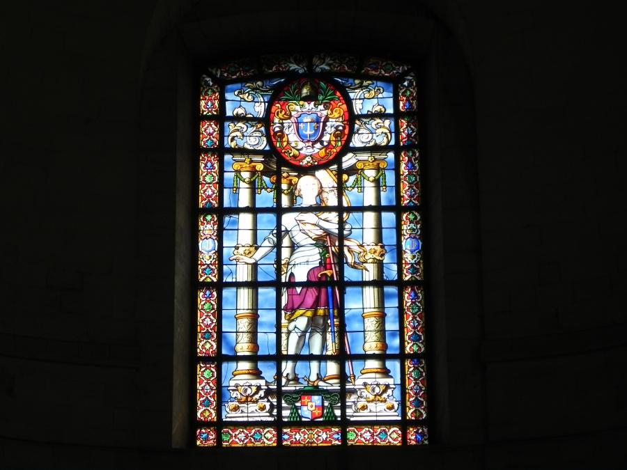 Les vitraux de La Cathédrale de La Rochelle 17