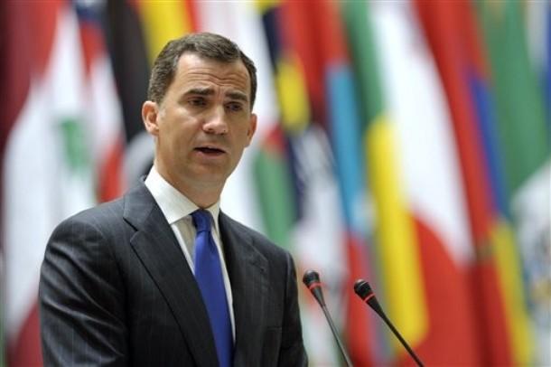 Felipe à Genève