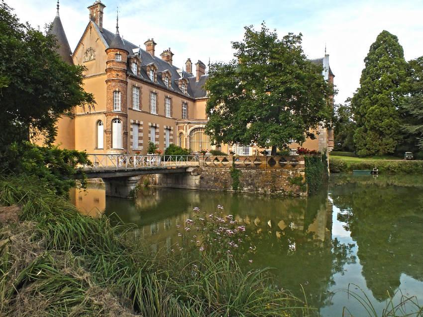 Château de La Motte, Lorrez-Le-Bocage–Préaux