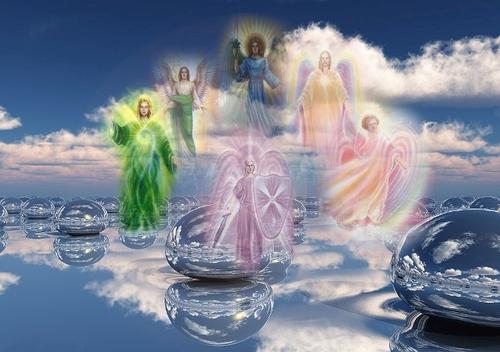 Prière des Archanges