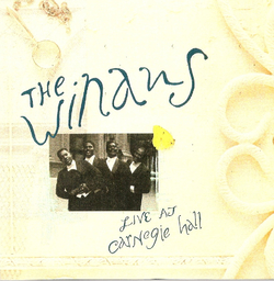 The Winans - Live At Carnegie Hall - Complete CD