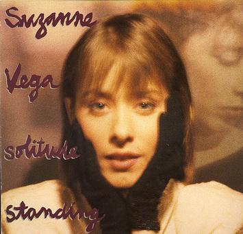 Mémoire de vinyl: Suzanne Vega - Solitude Standing (1987)