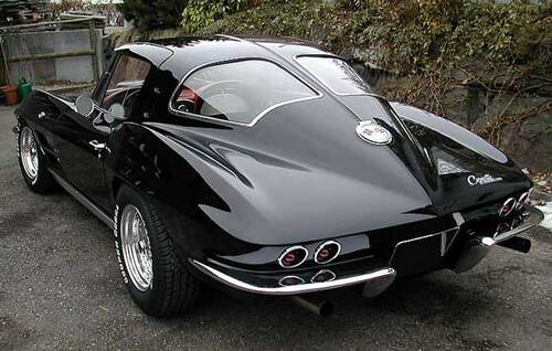 Chevrolet Corvette Stingray 1965 Coupe