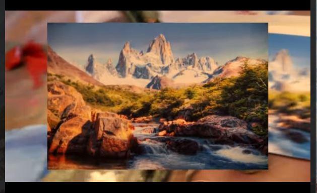 Häufig Dessin et peinture - vidéo 1633 : Apprendre à peindre un paysage  GV72