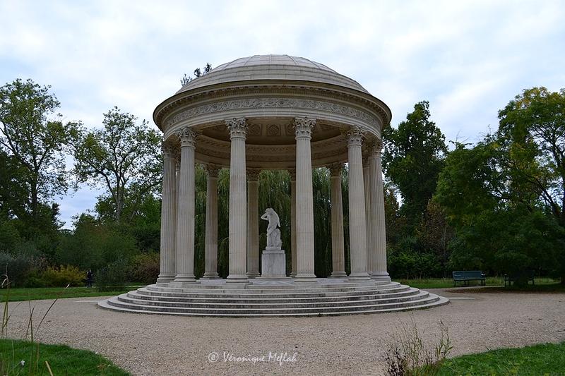 Versailles : Le Domaine de Marie-Antoinette : Le Temple de l'Amour