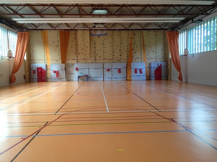 Nos installations sportives