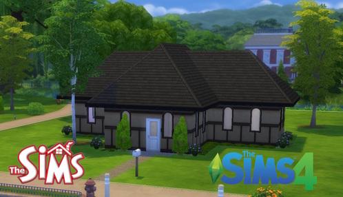 Sélection de ccs | Sims 1 au Sims 4