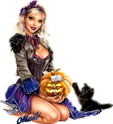 Halloween ...si vous Aimez!...