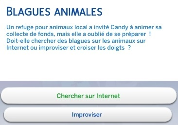 Blagues animales
