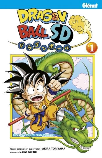 Dragon ball SD - Tome 01 - Akira Toriyama & Naho Ohishi
